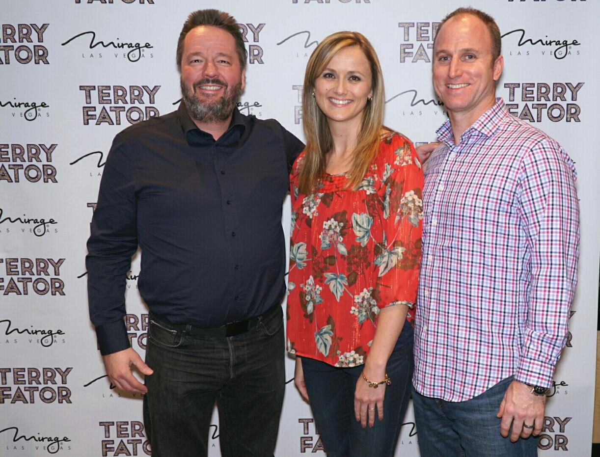 Terry Fator Vegas