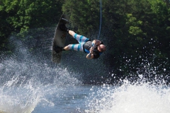 Falls Lake, NC - Wakeboarding